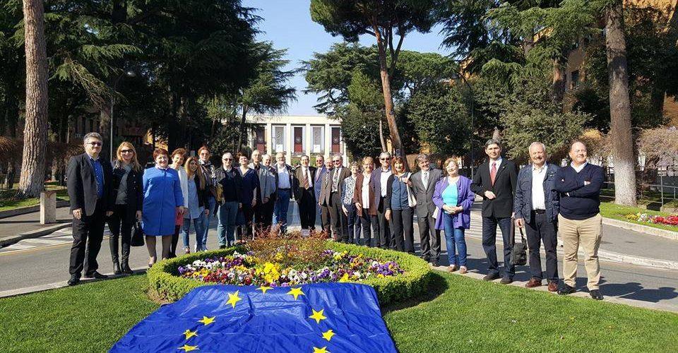 komitet AEDE Rim 24.03.2017 god