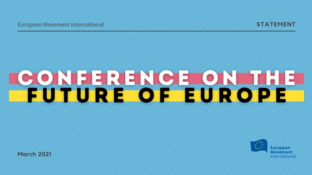 Conference on the Future of Europe Statement EMI